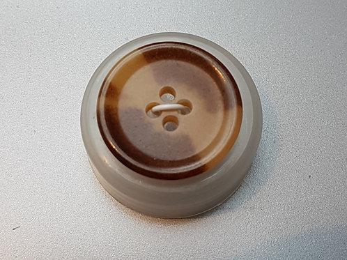 Boutons en plastique rond - 23 mm