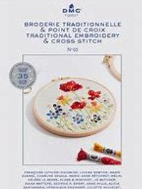 Catalogue de Broderie traditionnelle DMC