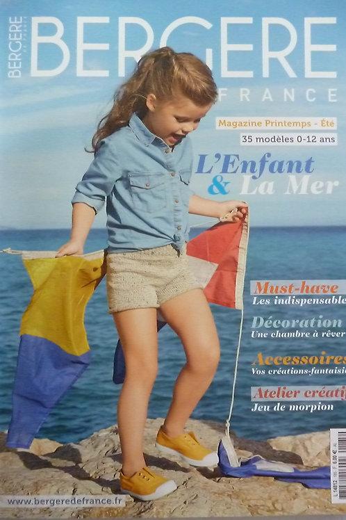 Magazine Bergère de France n°185