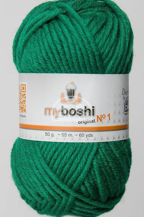 "Laine MyBoshi coloris 122 ""Grass"""