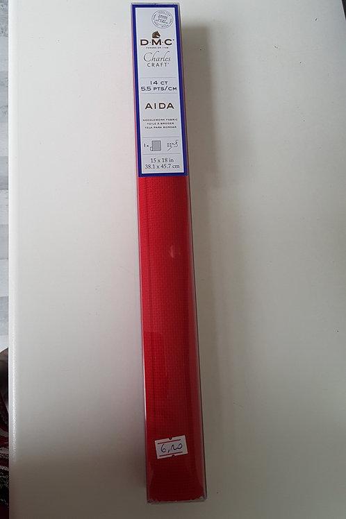 Rouleau de toile Aïda 5.5 - DMC