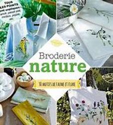 """""""Broderie nature"""" de DMC"""