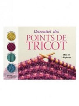 """""""L'Essentiel des Points de Tricot"""" ed. Eyrolles"""