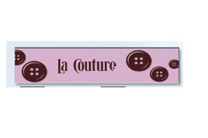 """Ruban """"La Couture"""""""
