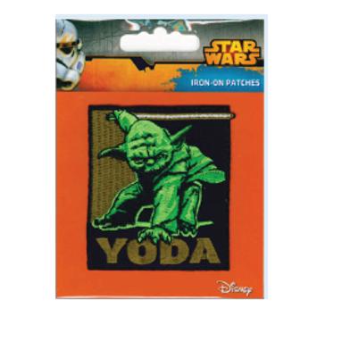 """Sticker """"Yoda"""" de Star Wars"""