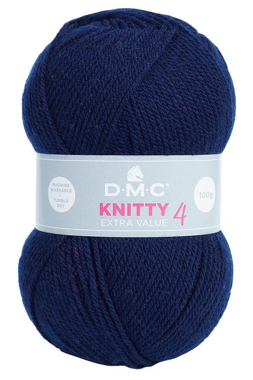 Knitty 4 - bleu foncé