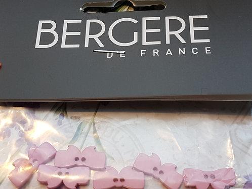 """Boutons Bergère de France """"Petits Noeuds"""""""