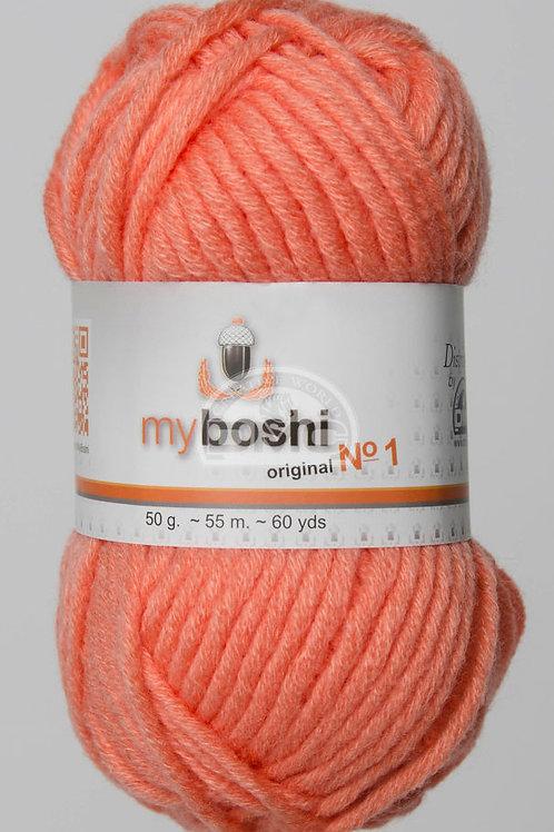 "Laine MyBoshi coloris 141 ""Salmon"""