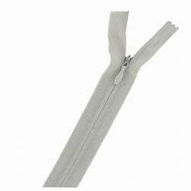 Fermeture à glissière Invisible - NON-détachable - 22 cm