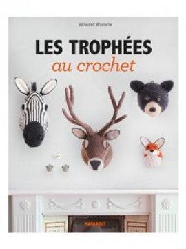 """""""Les Trophées au crochet"""" Ed. Hachette"""