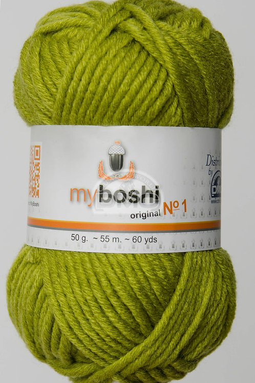 "Laine MyBoshi coloris 128 ""Palm"""
