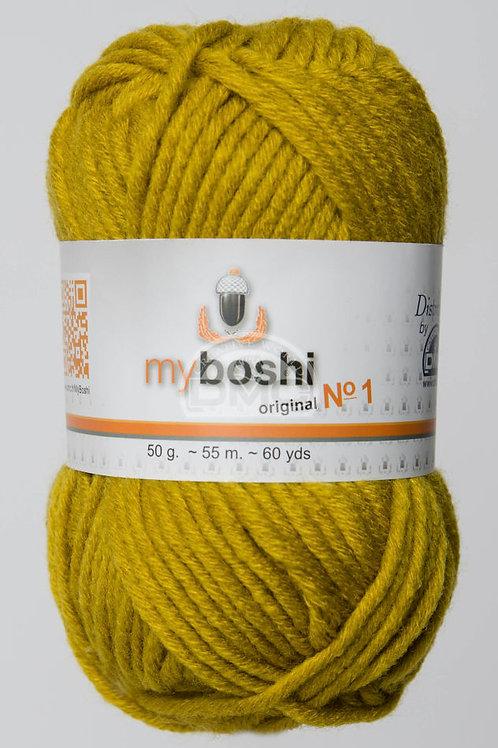"Laine MyBoshi coloris 111 ""Curry"""