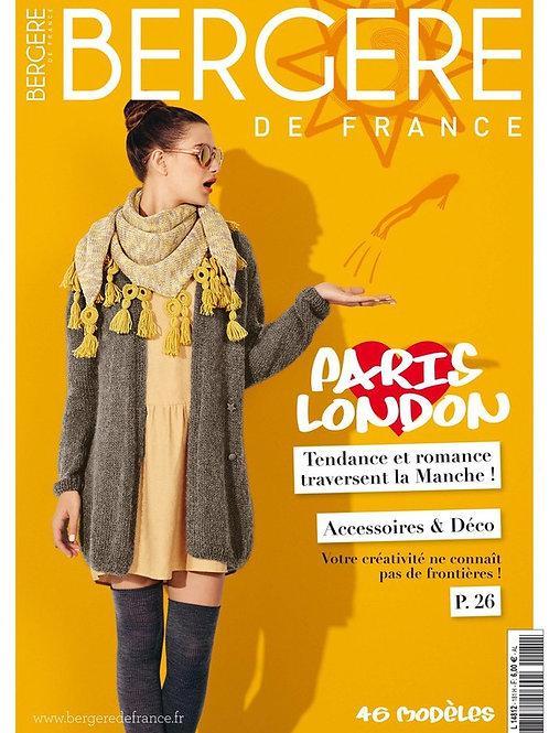 Magazine Bergère de France n°181