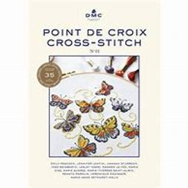 Point de Croix - mag n°1 de DMC