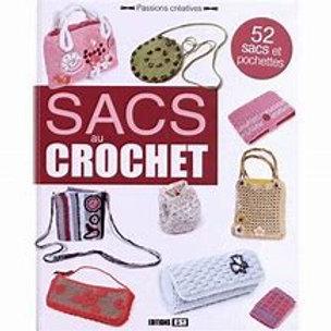 Sacs au Crochet - 52 sacs et pochettes