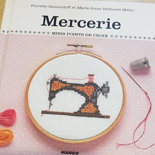 """""""Mercerie"""" - mini points de croix"""