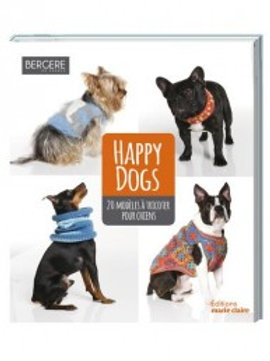 """""""Happy dogs"""" Ed. Marie-Claire"""
