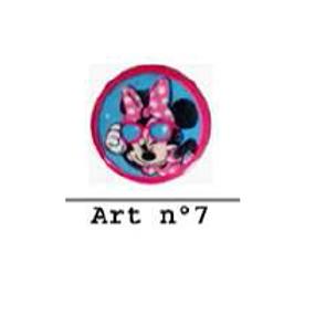 Boutons Disney - 18 mm