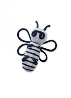 abeille bleue