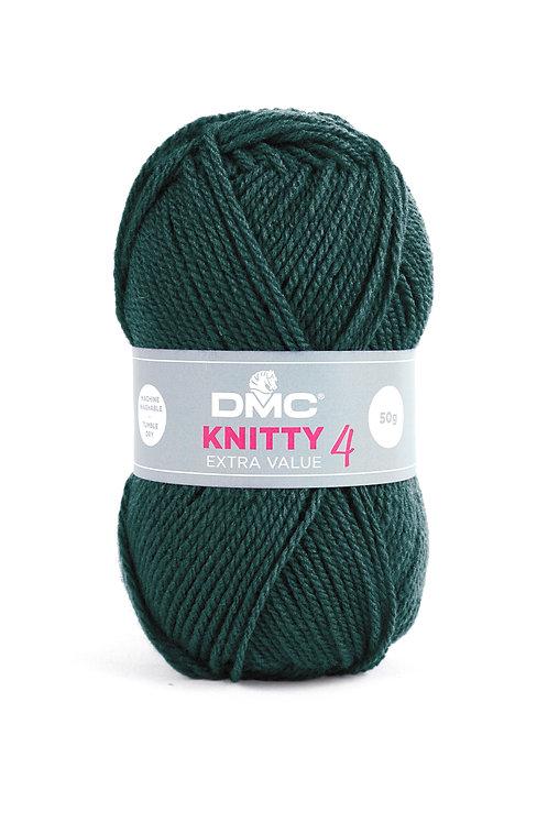 Knitty 4 - vert sapin