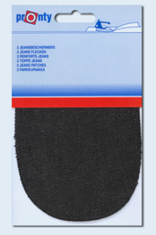 Genouillères renforts pantalons - daim ou jean