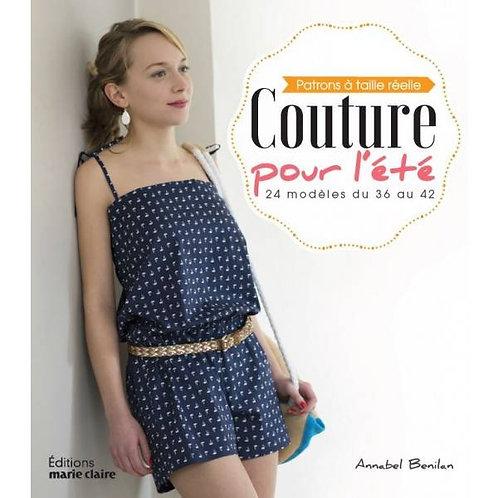 """""""Couture pour l'Eté"""" ed. Marie-Claire"""
