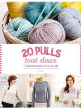 """20 Pulls tout doux"" ed. Mango"