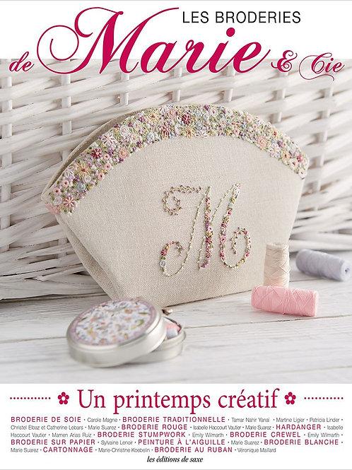 """""""Un Printemps créatif"""" ed. de Saxe"""