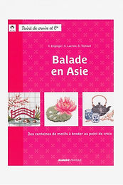 """""""Balade en Asie"""" ed. Mango"""