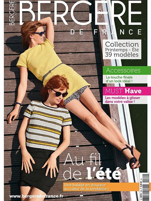 Magazine Bergère de France n°184
