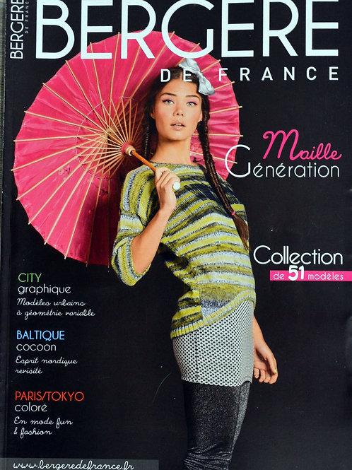 Magazine Bergère de France n°169
