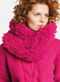 toison pull et snood