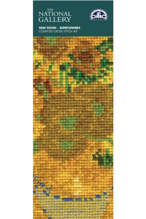 """Kit marque-page """"Les Tournesols"""" de Van Gogh"""