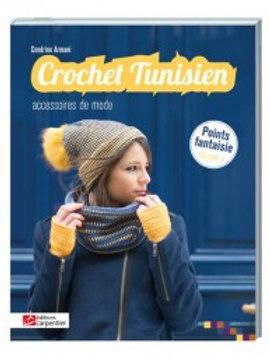 """Crochet tunisien"" Ed. Carpentier"