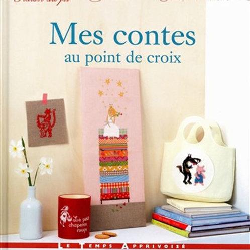 """""""Mes Contes au Point de croix"""" ed. LTA"""