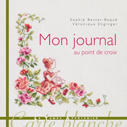 """""""Mon Journal au point de croix"""" Ed. LTA"""