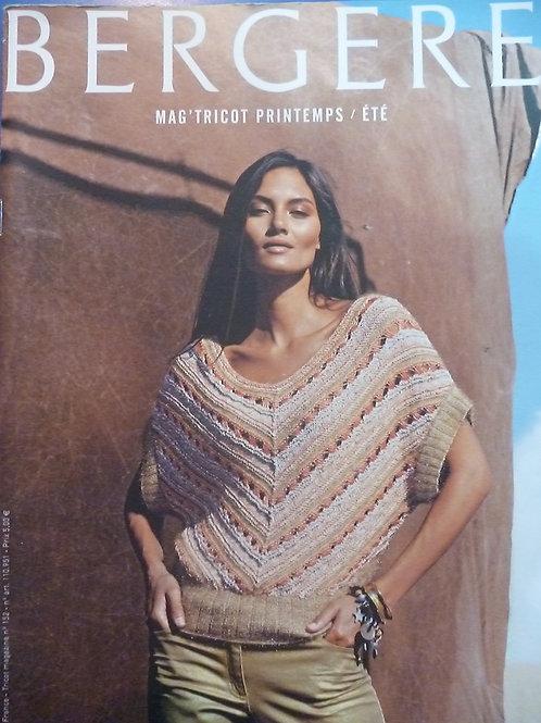 Magazine Bergère de France n°152