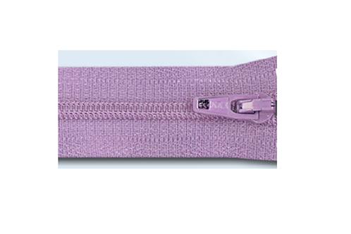 Fermeture à glissière Nylon - non détachable - 50 cm