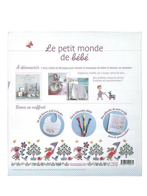 """Coffret """"Le petit Monde de Bébé"""""""