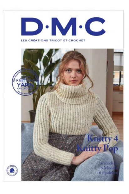 Catalogue DMC - Knitty 4 et Knitty Pop