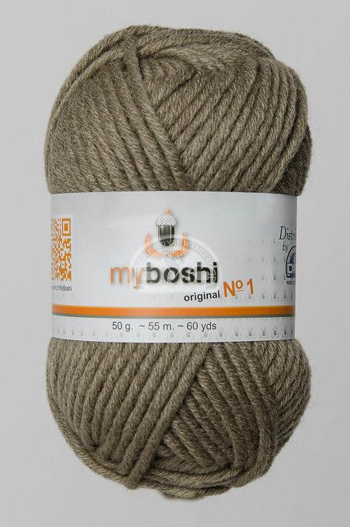 "Laine MyBoshi coloris 175 ""Taupe"""