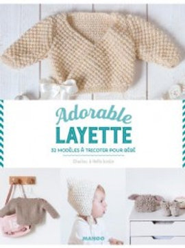 """Adorable Layette"" ed. Mango"
