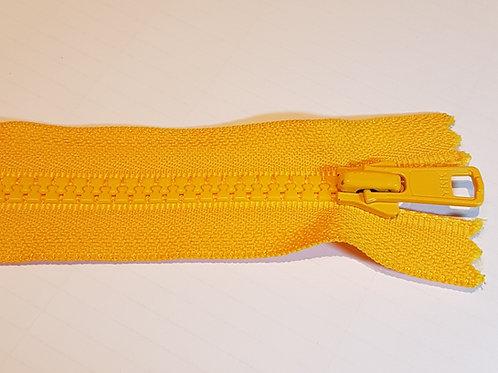 Fermeture à glissière Spirale - détachable - 65 cm
