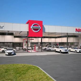 Nissan Dealership, Prince Edward Island Canada