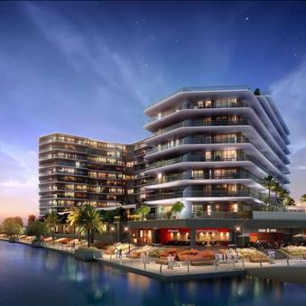 Al Hadeel residences, UAE