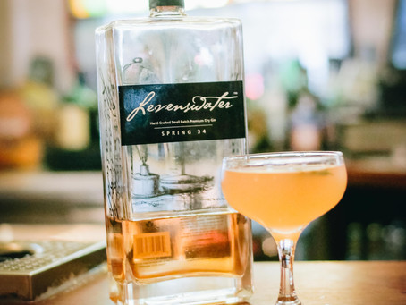 Bottle Service: Levenswater Spring 34 Gin