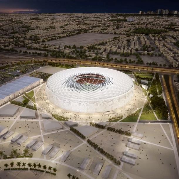 FIFA World Cup stadiums 2022, QATAR.