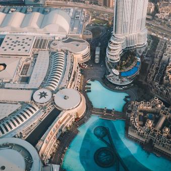 Burj Khalifah Dubai UAE