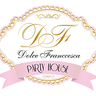 Logo Dolce Franccesca Party House