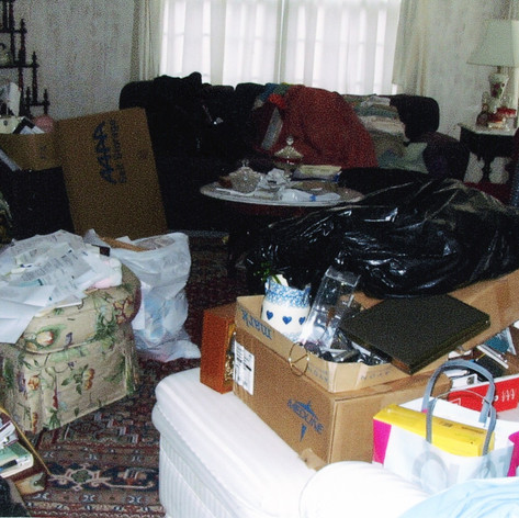 Formal Living Room Before